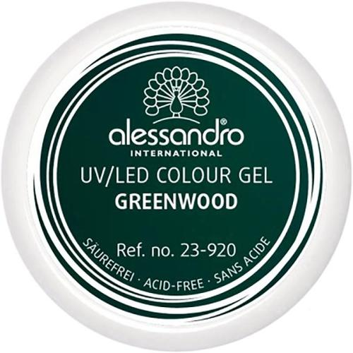 Alessandro Colour Gel 920 Greenwood 5 g Nagelgel