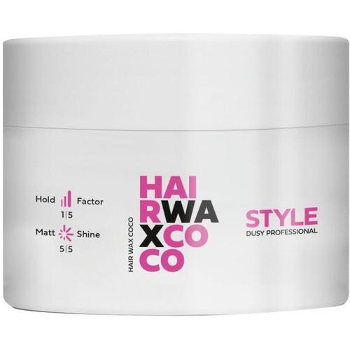 Dusy Professional Hair Wax Coco 50 ml Haarwachs