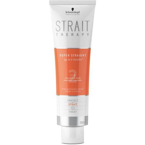 Schwarzkopf Strait Therapy Straight Cream 1 300 ml Glättungscreme