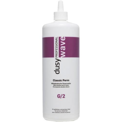 Dusy Classic-Perm G/2 mildalkalische Dauerwelle 1000 ml Dauerwellenbehandlung