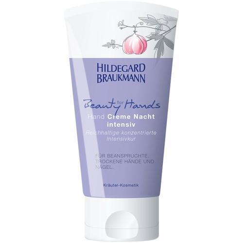 Hildegard Braukmann Beauty for Hands Hand Creme Nacht intensiv 75 ml Handcreme
