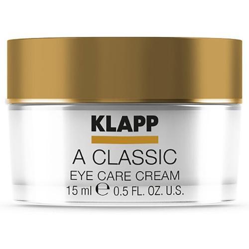 Klapp A Classic Eye Care Cream 15 ml Augencreme