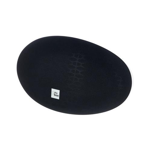 the box Oval 10 Black
