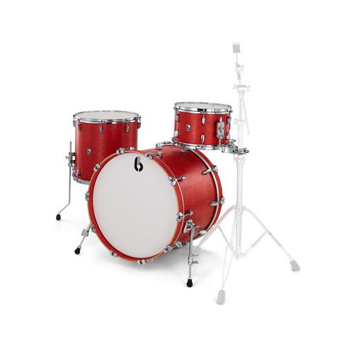 """British Drum Company Legend Series 22"""" Buckingham"""