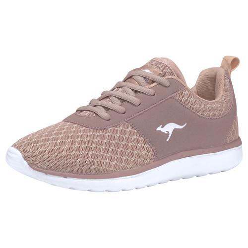 KangaROOS Sneaker Bumpy rosa Schnürhalbschuh Halbschuhe Unisex