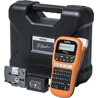 Etikettendrucker P-touch E110VP / 180dpi (PTE110VPZG1) - Brother