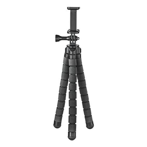 Stativ »Flex« schwarz, Hama, 9 cm
