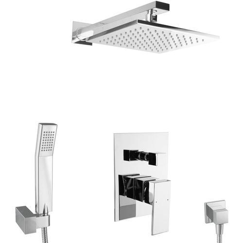 Duschset Unterputz Duschsystem Komplett