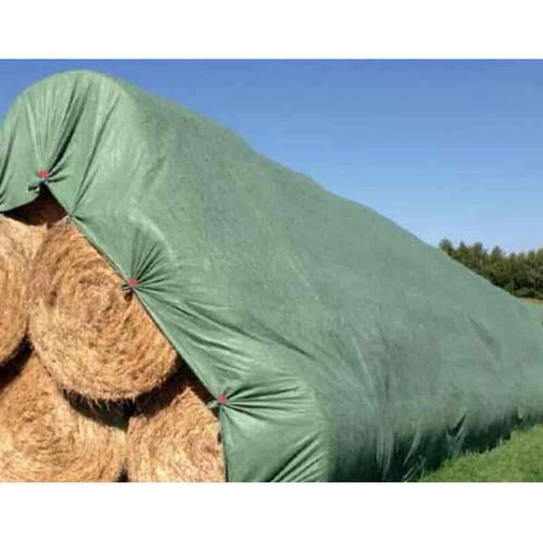 Boni-shop ® - Strohvlies Schutzvliese 140g/m² 9,8m x 12,5m (122,5m²)