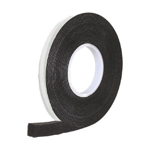 KP-Band 150 plus (Kompriband) schwarz - Groesse: 4/9 x 15 mm - 8 m/Rolle - Beko