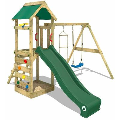 WICKEY Wooden climbing frame Fre...