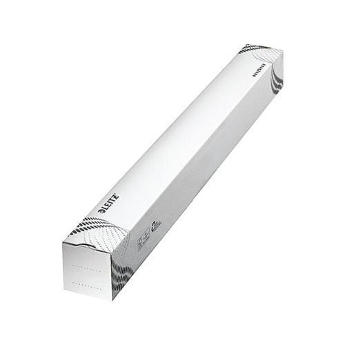 Versand- und Aufbewahrungshülse 500 mm »easyboxx 6138« - 10 Stück weiß, Leitz, 50x6x6 cm