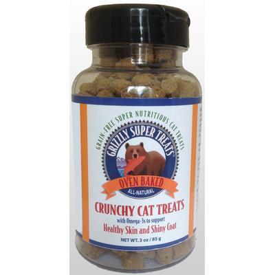 Grizzly Crunchy Cat Treats 3 oz