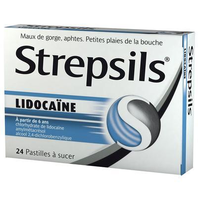 Strepsils® Lidocaïne pc(s) compr...