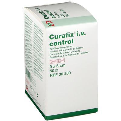 Curafix® I.V. Control 9 x 6 cm pc(s) pansement(s)