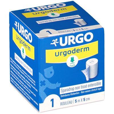 Urgo Urgoderm sparadrap NT extensible 5 cm x 5 cm pc(s) pansement(s)