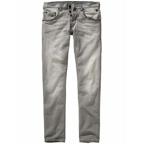 Herrlicher Herren Grey-Jeans Trade grau 31/32, 31/34, 32/32, 32/34, 33/32, 33/34, 34/32, 34/34, 36/32, 36/34, 38/32, 38/34