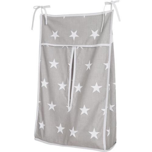 roba Aufbewahrungstasche Little Stars, für Windeln grau Kinder Kinderzimmerdekoration Kindermöbel