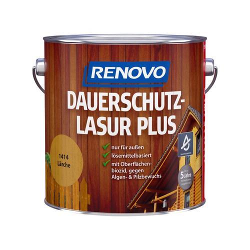 4L Dauerschutzlasur PLUS Nr.1414 lärche - Renovo