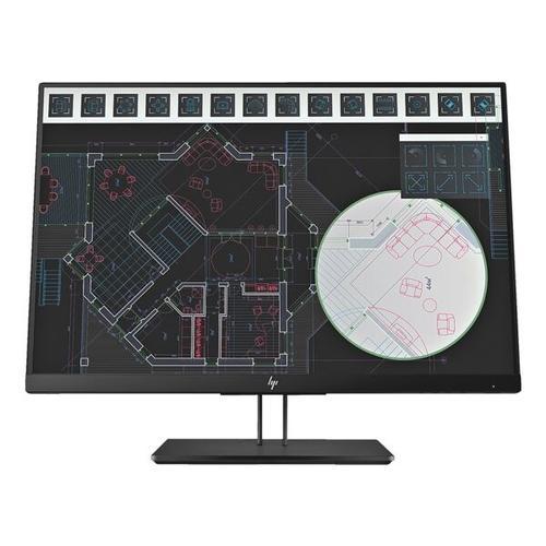 Monitor »Z24i G2« schwarz, HP, 53.88x46.3x20.5 cm