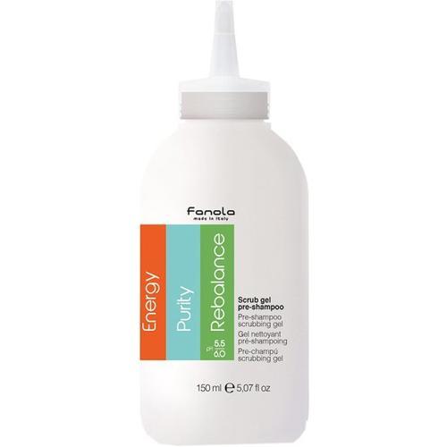 Fanola Curative Line Scrub Gel Pre-Shampoo 150 ml