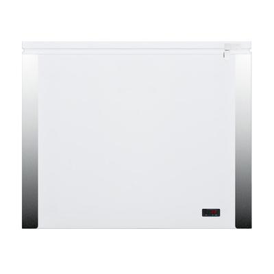 "Accucold EQFR71 44"" Laboratory Chest Refrigerator - Probe Hole, White, 115v"