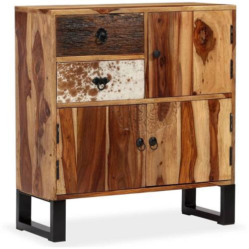 Sideboard Massivholz 70 x 30 x 80 cm