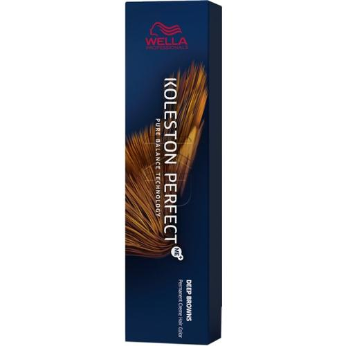 Wella Koleston Perfect Deep Browns 8/7 - Tube 60ml Haarfarbe