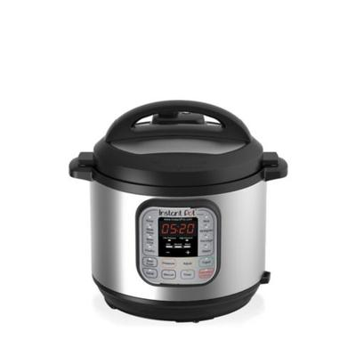 Instant Pot Stainless Steel Duo 6 Quart 7-in-1 Programmable Multi-Cooker