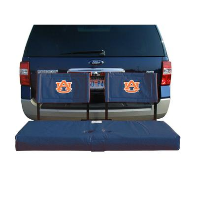 Auburn Tigers Tailgate Hitch Seat/Cargo Carrier