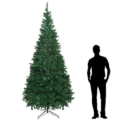 vidaXL Künstlicher Weihnachtsbaum XL 300 cm Grün