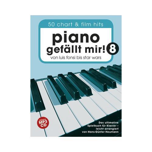 Bosworth Piano gefällt mir! 8 Ring+CD