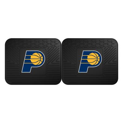 """""""Indiana Pacers 2-Pack Utility Mat Set"""""""