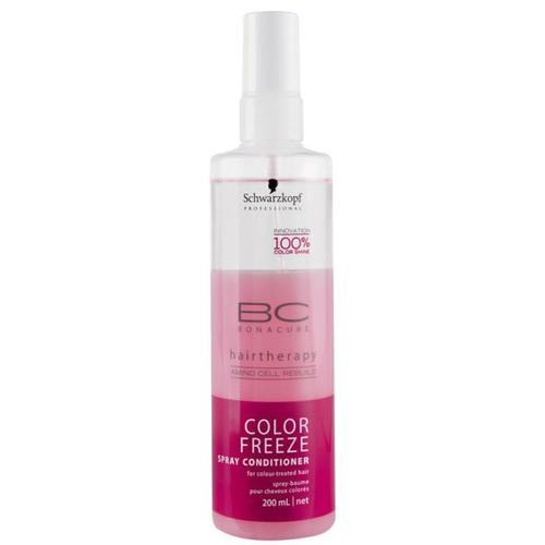 Aktion - Schwarzkopf BC Bonacure Color Freeze Spray Conditioner 200 ml Spray-Conditioner