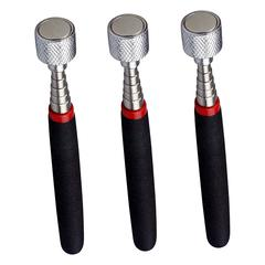 PF WaterWorks Sinks - Retractable Telescopic Magnetic Pick-up Tool - Set of Three
