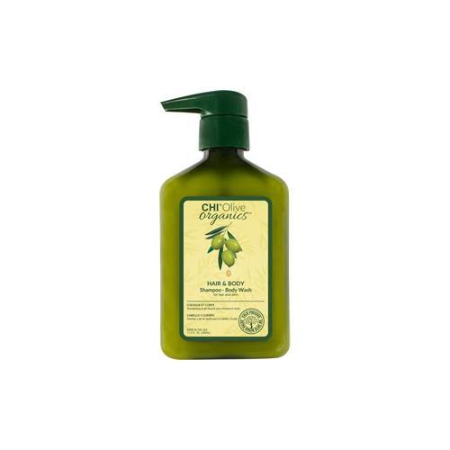 CHI Haarpflege Olive Organics Hair & Body Shampoo 710 ml