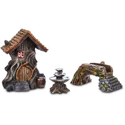 Imagitarium 10G Woodlands Decor Kit, Small