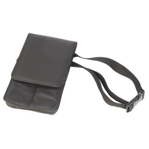 Efalock Werkzeugtasche Protect schwarz Kunstleder Friseurzubehör