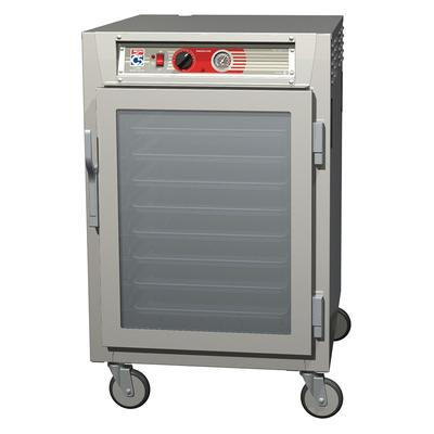 Metro C565-NFC-L 1/2 Height Insulated Mobile Heated Cabinet w/ (17) Pan Capacity, 120v