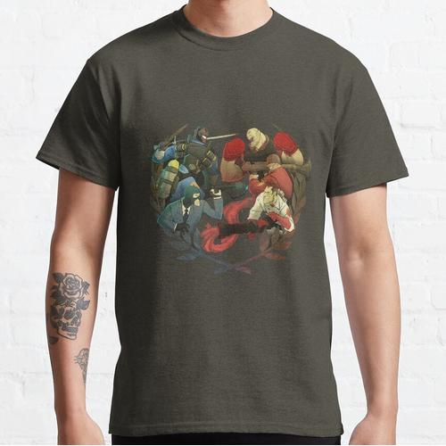 Team Fortress 2 - Competitive Classic T-Shirt