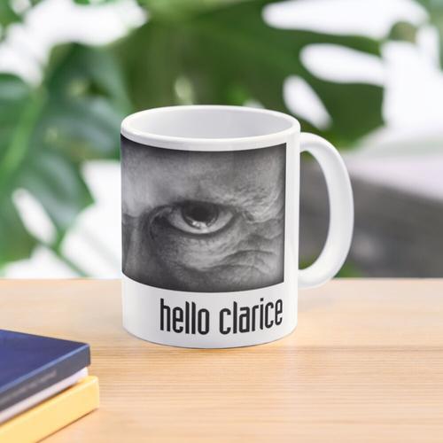 Hello Clarice Mug