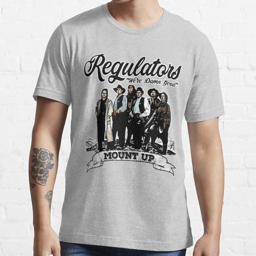 Regulators Essential T-Shirt