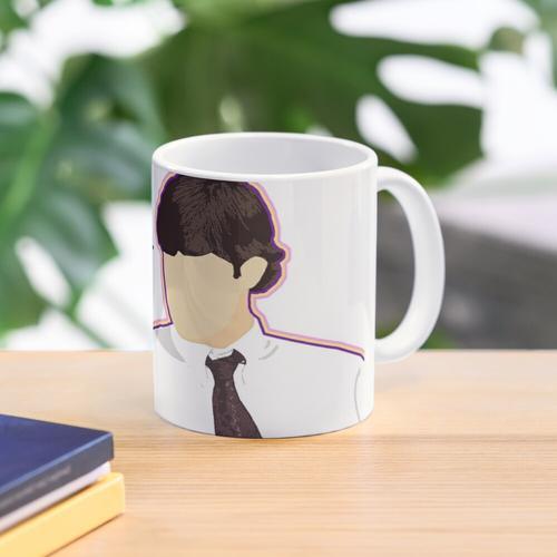 Jim and Pam - Custom L.C. Mug