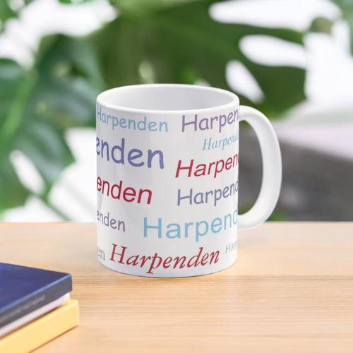 """""""Harpenden Harpenden Harpenden"""" Mug"""