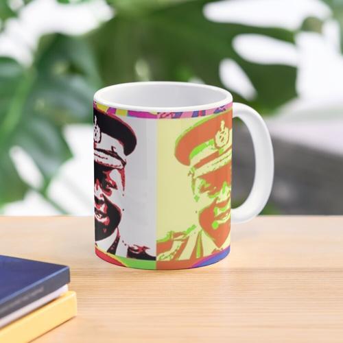 Idi Amin Superstar Mug