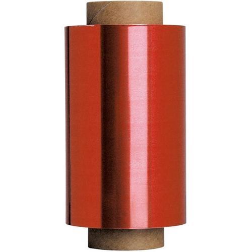 Efalock Alufolie Strähnenfolie rot 12 cm breit, 150 m lang, 15 my