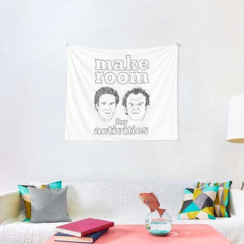 Step Brothers Wall Tapestry