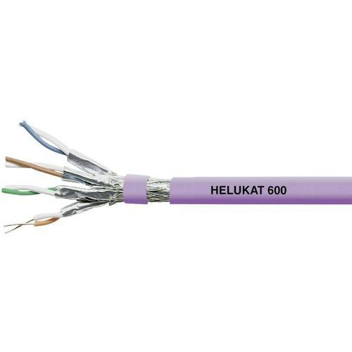 80810/50 Netzwerkkabel CAT 7 S/FTP 4 x 2 x 0.25mm² Lila 50m X956511 - Helukabel