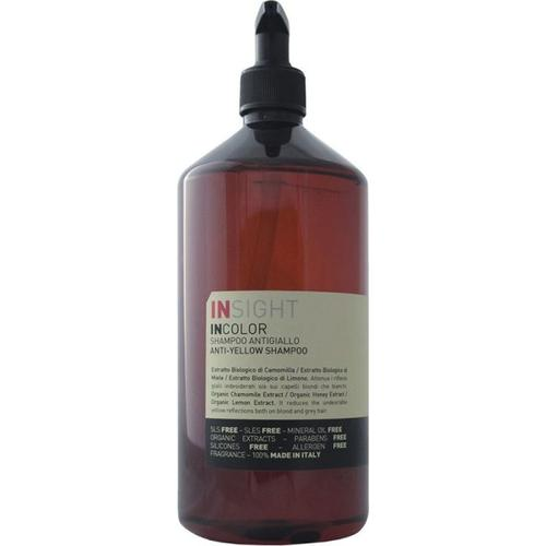 Insight Anti-Yellow Shampoo 400 ml