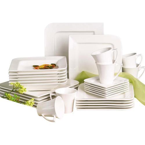Retsch Arzberg Kombiservice Fantastic, (30 tlg.) beige Geschirr-Sets Geschirr, Porzellan Tischaccessoires Haushaltswaren